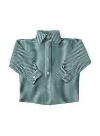 Camisa Listrada Verde