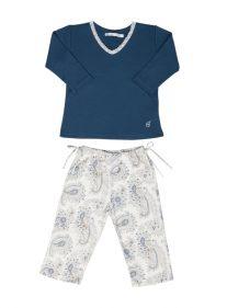 Pijama Estampa Cashmere
