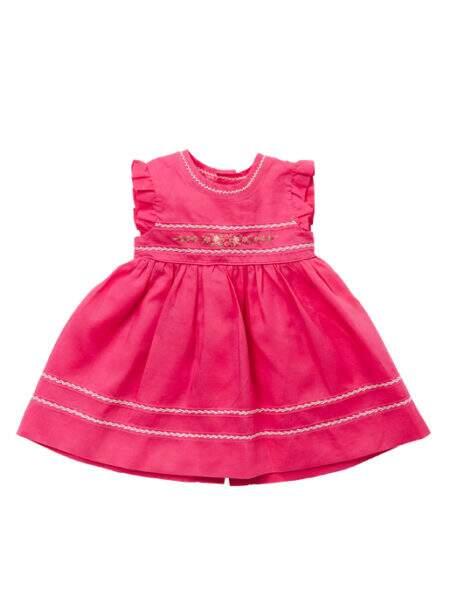 Vestido Estampa Pink
